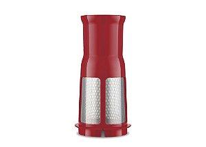 Liquidificador Eletronic Filter Premium Inox Red 850W 127V Mondial - L-74