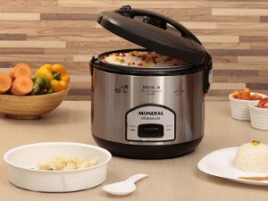 Panela Elétrica Pratic Rice & Vegetables Cooker 10 Premium 110V Mondial - PE-01