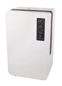 Desumidificador Pure Ion Pro Bivolt Branco RelaxMedic