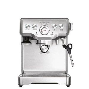 Cafeteira Elétrica Express em Aço Inox 1,8L 220v Tramontina By Breville
