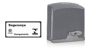 Portão Deslizante PPA - DZ Rio Jet Flex1/4 bivolt