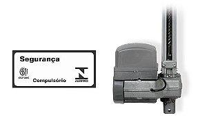 Portão Potenza Predial Jet Flex bivolt