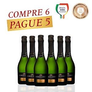 PROMOÇÃO MEDALHA DE OURO Georges Aubert Brut  - LEVE 6 PAGUE 5
