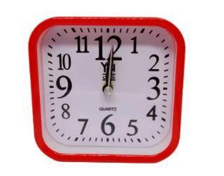Relógio de Mesa quadrado 4x9x9