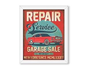 Quadro Repair Service Garage Sale