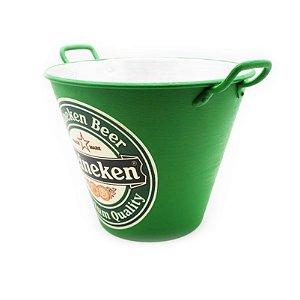 Balde de gelo da Heineken