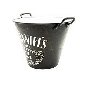 Balde de gelo da Jack Daniel's