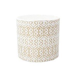 Vaso de cerâmica Brocade