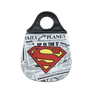 Lixeira para carro do Super Homem