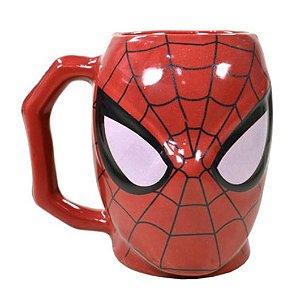 Caneca 3 D Spider Man