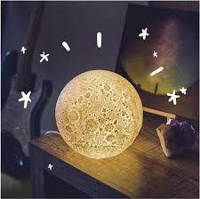 Luminária Lua de mesa  - 23cm