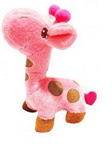 Chaveiro de Pelúcia Girafa