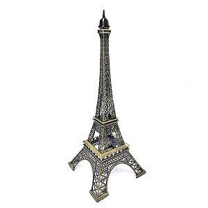 Enfeite Torre Eiffel Paris de 39cm