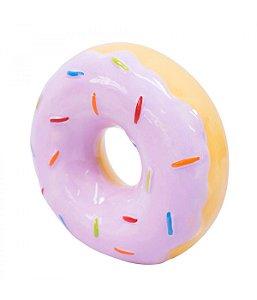 Cofre rosquinha morango Donuts 13.5cm