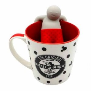 Caneca Infusor Mickey Mouse