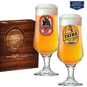 Conjunto de Taças Happy Hour Barcelona 400 ml 02 peças