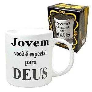 Caneca de cerâmica Deus