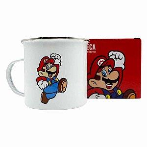 Caneca série especial Super Mario