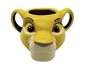 Caneca 3d oficial Rei Leão Simba