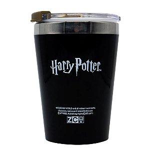 Copo de viagem Harry Potter