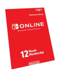 Nintendo Switch Online 3 Meses Brasil