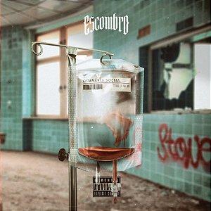 """ESCOMBRO - """"Eutanásia Social"""" CD"""