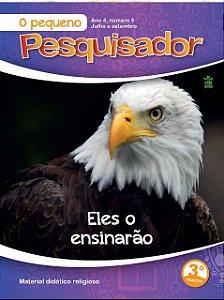 LIÇÃO PEQUENO PESQUISADOR 2019 - 3TRIM (ANO4 -Nº 3)