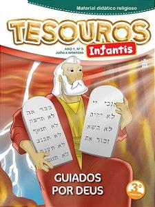 LIÇÃO TESOUROS INFANTIS 2019 - 3TRIM (ANO1-Nº3)