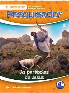 LIÇÃO PEQUENO PESQUISADOR 2019 - 4TRIM (ANO4 -Nº 4)