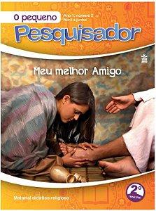 LIÇÃO PEQUENO PESQUISADOR 2020 - 2ºTRIM (ANO1 -Nº2)