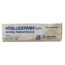 HYALUDERMIN 2MG/G CREM DERM BG 10G