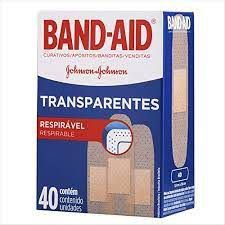 BAND-AID JOHNSON C/40UNID