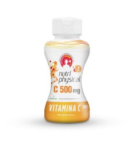 VITAMINA C 500 MG C/ 30 CPR (Nutry Physical)