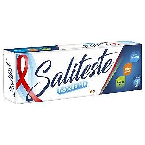 TESTE DE HIV por coleta de saliva de alta precisão (SALITESTE)