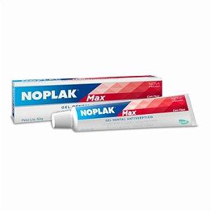 NOPLAK MAX GEL 50 GRS