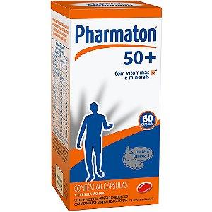 PHARMATON 50+ 60 CAPS