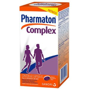 PHARMATON COMPLEX FR 60 CAPS