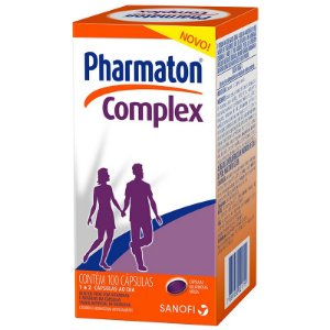 PHARMATON COMPLEX FR 100 CAPS