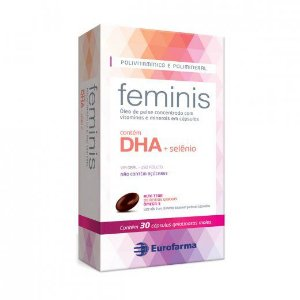 FEMINIS 943MG C/30CAPS