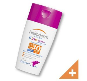 HELIODERM SUNCARE KIDS COLOR 120G