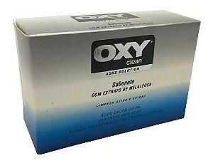 SABONETE OXY CLEAN C/ EXT DE MELALEUCA 90G (VALIDADE 31/12/2019)