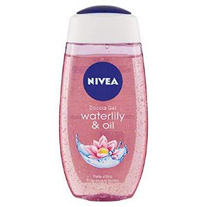 SABONETE LIQUIDO NIVEA WATER LILY & OIL 250ML