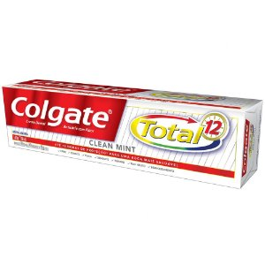 COLGATE CREME DENTAL  TOTAL 12 CLEAN MINT 90GR