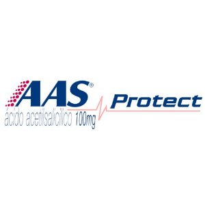 ÁCIDO ACETILSALICÍLICO AAS PROTECT 100MG 30 COMPRIMIDOS