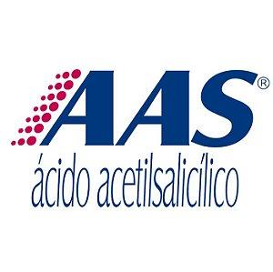 ÁCIDO ACETILSALICÍLICO AAS INFANTIL 100MG 30 COMPRIMIDOS