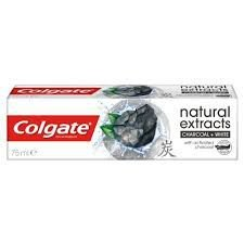 COLGATE NATURAL EXTRACTS PURIFICANTE CARVÃO ATIVADA E MENTA 90G