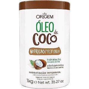 CREME HIDRATANTE ÓLEO DE COCO ORIGEM