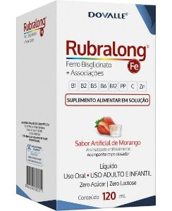 RUBRALONG 120ML FR