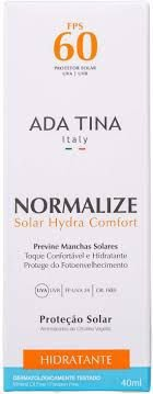 NORMALIZE SOLAR HYDRA COMFORT FPS 60 40 ML