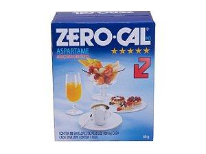 ADOCANTE ZERO-CAL ASPARTAME ENVELOPE COM 50
